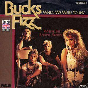 Bucks Fizz: When We Were Young - Cover