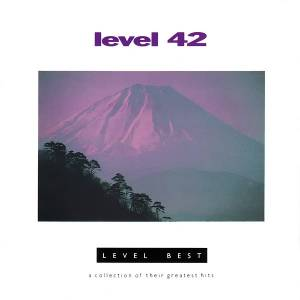 Level 42: Level Best - Cover