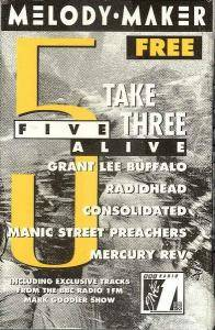 Five Alive take three - Cover
