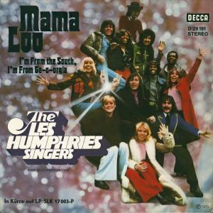 The Les Humphries Singers: Mama Loo - Cover