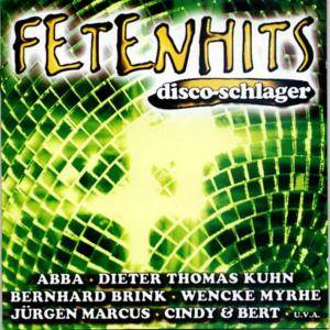 Cover - Jean: Fetenhits - Disco-Schlager