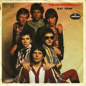 The Boomtown Rats: Rat Trap - Cover