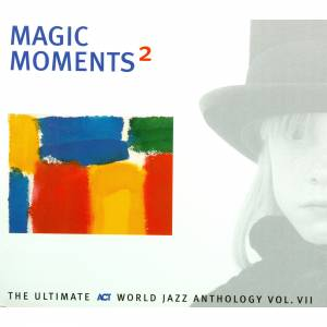 Cover - Huong Thanh: Magic Moments 2