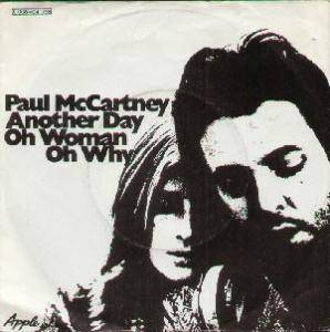 Paul McCartney: Another Day - Cover