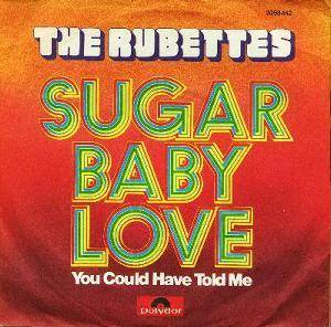 "The Rubettes: Sugar Baby Love (7"") - Bild 1"
