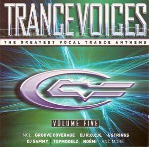 Trance Voices Vol. 05 - Cover