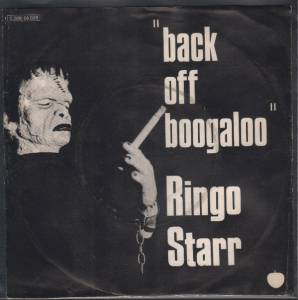 Ringo Starr: Back Off Boogaloo - Cover