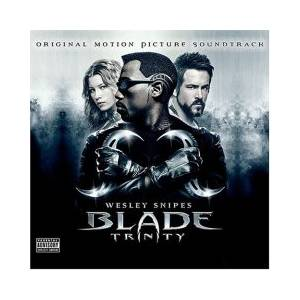 Blade Trinity: Original Motion Picture Soundtrack - Cover