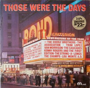 Those Were The Days - Cover