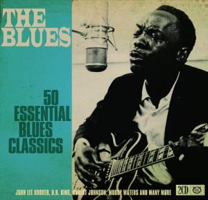 Blues - 50 Essential Blues Classics, The - Cover