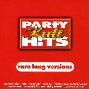 Party Kult Hits - Rare Long Versions - Cover