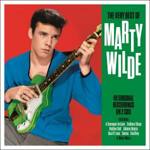 Marty Wilde: Very Best Of, The - Cover