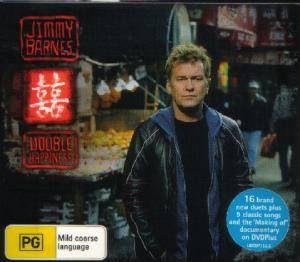 Jimmy Barnes: Double Happiness - Cover