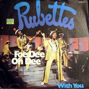 Cover - Rubettes, The: Foe-Dee-O-Dee