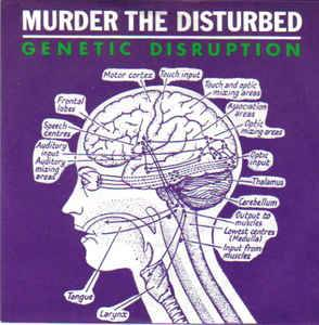 Cover - Murder The Disturbed: Genetic Disruption