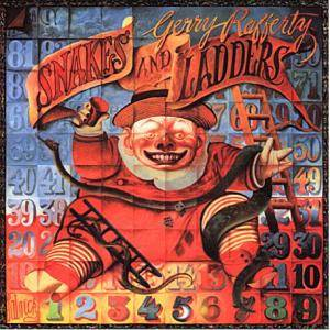 Gerry Rafferty: Snakes And Ladders - Cover
