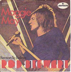 Rod Stewart: Maggie May - Cover