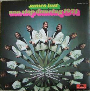 James Last: Non Stop Dancing 1974 - Cover
