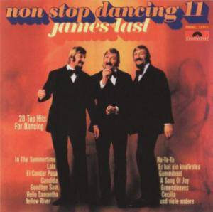 James Last: Non Stop Dancing 11 - Cover