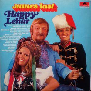 James Last: Happy Lehár - Cover