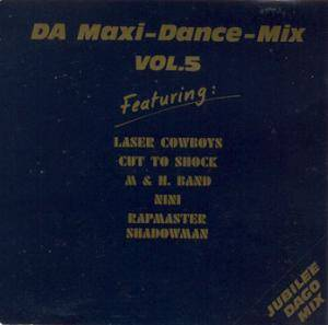 Cover - M & H.Band: DA Maxi-Dance-Mix Vol. 5