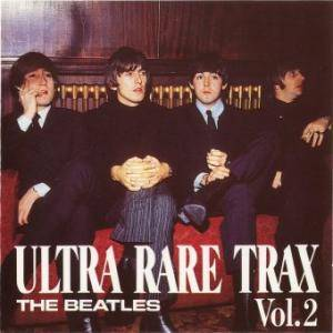 The Beatles: Ultra Rare Trax Vol. 2 - Cover