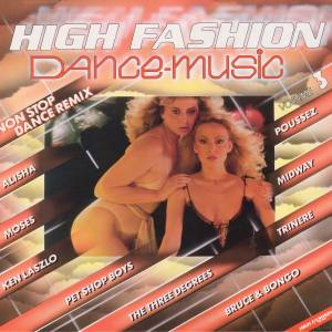 Cover - Midway: High Fashion Dance Music Vol. 3