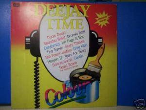 Deejay Time Colour - Cover