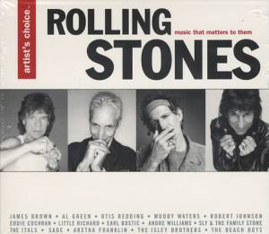 Artist's Choice - Rolling Stones: Music That Matters to Them (CD) - Bild 1