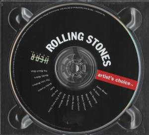 Artist's Choice - Rolling Stones: Music That Matters to Them (CD) - Bild 3