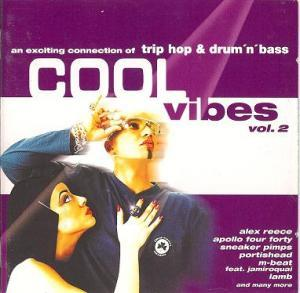 Cool Vibes Vol. 2 - Cover