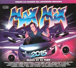 Max Mix 2015 - Cover