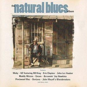 Natural Blues Album, The - Cover