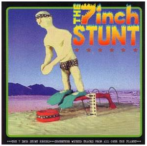 Cover - Sterbehilfe: 7inch Stunt Record, The