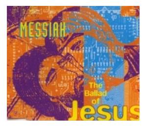 Cover - Messiah: Ballad Of Jesus, The