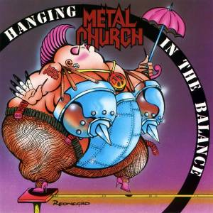 Metal Church: Hanging In The Balance (CD) - Bild 1