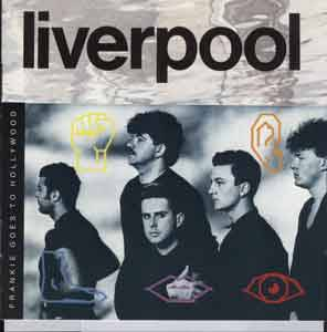 Frankie Goes To Hollywood: Liverpool - Cover