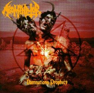 Cover - Abominator: Damnation's Prophecy
