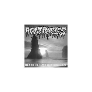 Agathocles: Black Clouds Determinate - Cover