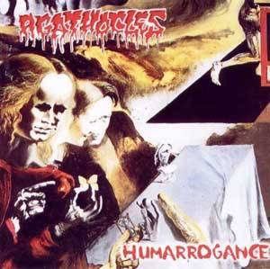 Agathocles: Humarrogance - Cover