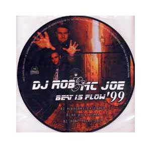 Cover - DJ Rob: Beat Is Flow '99