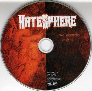 Hatesphere: The Sickness Within (CD) - Bild 3