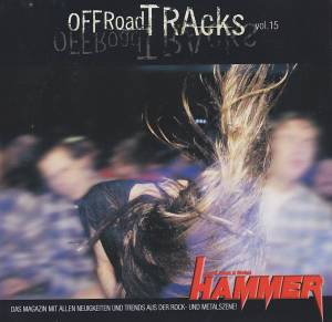 Cover - Fist To Face: Metal Hammer - Off Road Tracks Vol. 15