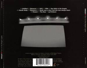 Interpol: Turn On The Bright Lights (CD) - Bild 2