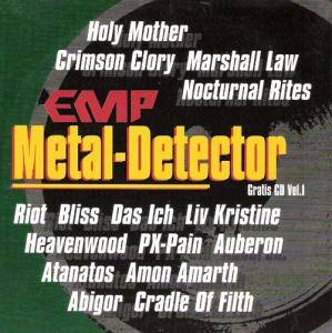 Cover - Holy Mother: EMP - Metal Detector Vol. 1