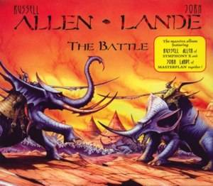 Allen / Lande: The Battle (CD) - Bild 1