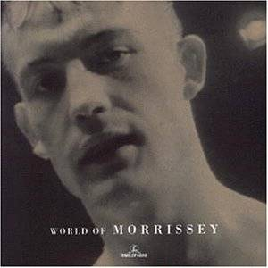 Morrissey: World Of Morrissey - Cover