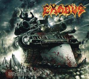 Cover - Exodus: Shovel Headed Kill Machine
