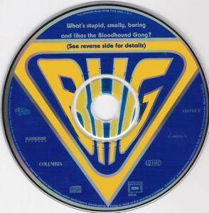 Bloodhound Gang: Use Your Fingers (CD) - Bild 4