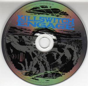 Killswitch Engage: Killswitch Engage (CD) - Bild 3